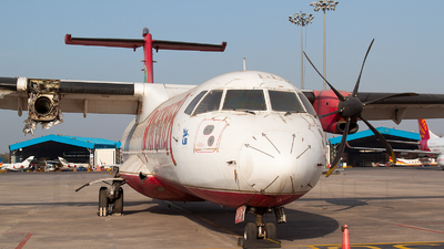 VT-DKD - ATR 72-212A(500) - Kingfisher Airlines