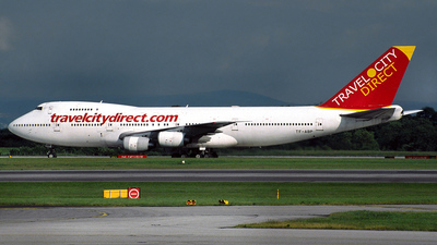 TF-ABP - Boeing 747-267B - Air Atlanta Icelandic