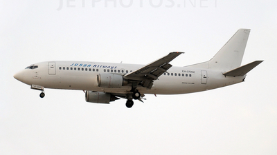 EX-37002 - Boeing 737-3Z0 - Jubba Airways