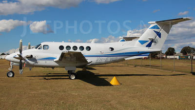 VH-EWG - Beechcraft B200 Super King Air - Private