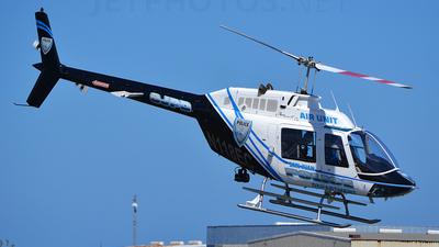 N118EC - Bell 206B JetRanger III - Private