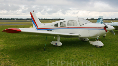 VH-DWR - Piper PA-28-180 Cherokee Archer - Private
