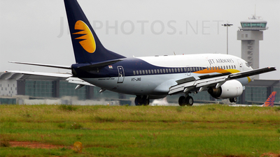 VT-JNG - Boeing 737-71Q - Jet Airways