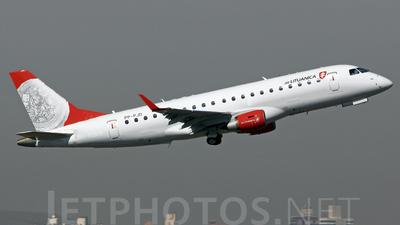 PP-PJD - Embraer 170-200LR - Air Lituanica