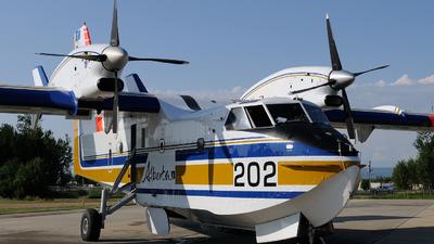 C-GFSL - Canadair CL-215-1A10 - Canada - Alberta Government Air Transportation Services