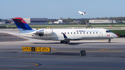 N929EV - Bombardier CRJ-200ER - Delta Connection (Atlantic Southeast Airlines)