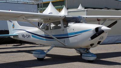 A picture of HBCHY - Cessna F172M Skyhawk - [1063] - © Eric Verplanken