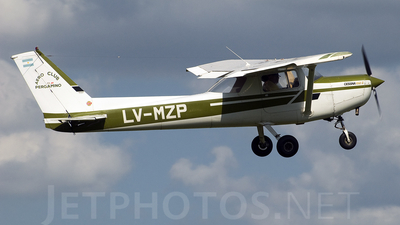 LV-MZP - Cessna 152 II - Private