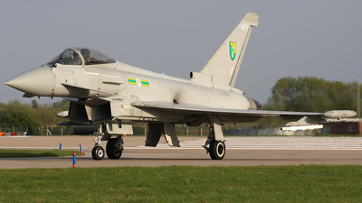 ZJ926 - Eurofighter Typhoon FGR.4 - United Kingdom - Royal Air Force (RAF)