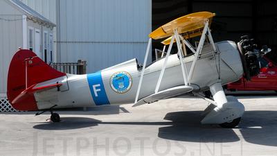 N39721 - Waco UPF-7 - Private
