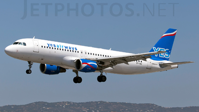 SP-IAC - Airbus A320-214 - Yes Airways