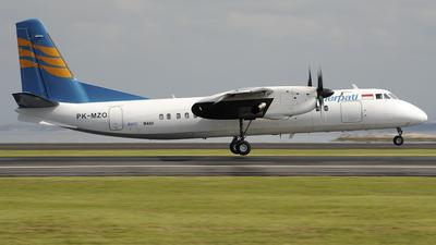 PK-MZO - Xian MA-60 - Merpati Nusantara Airlines