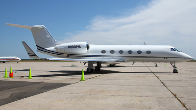 N888PM - Gulfstream G-IV - Private