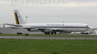 FAB2401 - Boeing KC-137 - Brazil - Air Force