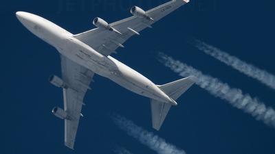 LX-ZCV - Boeing 747-481(BCF) - Cargolux Airlines International