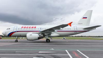 N942FR - Airbus A319-111 - Rossiya Airlines