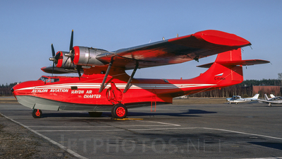 C-FHNH - Consolidated PBY-6A Catalina - Avalon Aviation