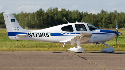 N179RS - Cirrus SR22 - Cirrus Design Corporation