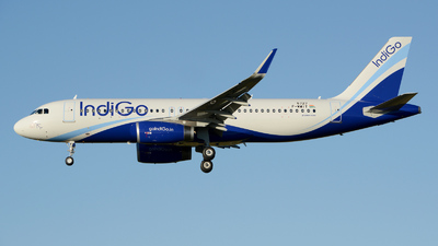 F-WWIT - Airbus A320-232 - IndiGo Airlines