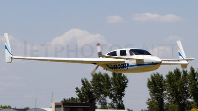 N222TZ - Velocity XL-RG - Private