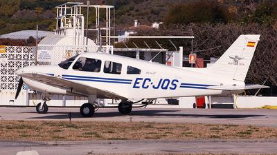 EC-JQS - Piper PA-28-161 Warrior III - Aero Club - Málaga