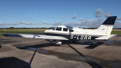 G-LORR - Piper PA-28-181 Archer III - Private