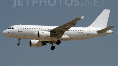 VQ-BMN - Airbus A319-111 - Kuban Airlines (ALK)