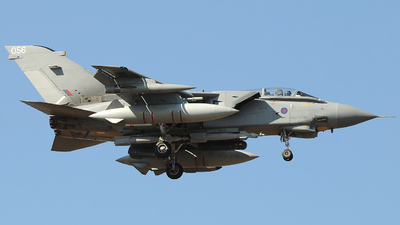 ZA588 - Panavia Tornado GR.4 - United Kingdom - Royal Air Force (RAF)