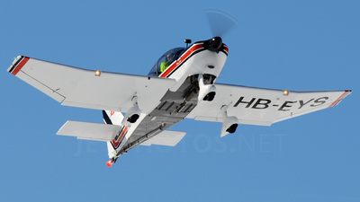 A picture of HBEYS - Robin DR400/180R - [1297] - © Mirko Bleuer