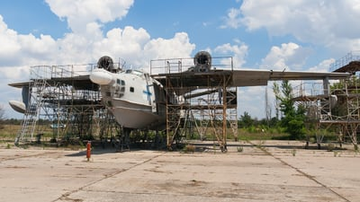 50 - Beriev Be-12 - Ukraine - Navy
