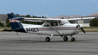 N448ER - Cessna 172R Skyhawk II - ATP Aviation