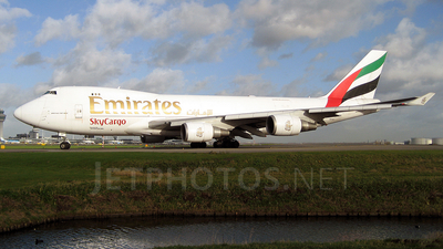 N497MC - Boeing 747-47UF(SCD) - Emirates SkyCargo (Atlas Air)
