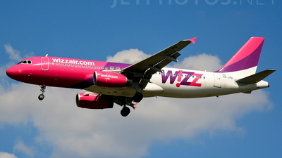 HA-LPD - Airbus A320-233 - Wizz Air