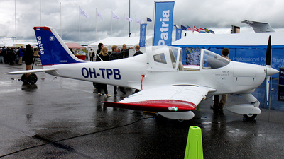 OH-TPB - Tecnam P2002JF Sierra - Patria Pilot Training
