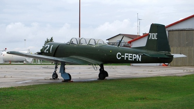 C-FEPN - Nanchang CJ-6A - Private