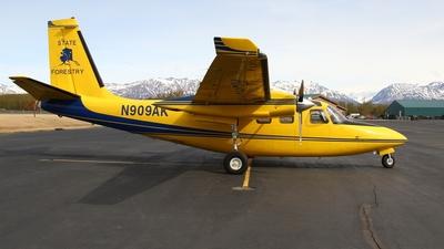 N909AK - Aero Commander 500S - United States - Alaska Forest Service