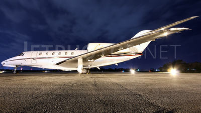 N943QS - Cessna 750 Citation X - NetJets Aviation