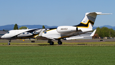 N6453 - Gulfstream G-V - Private