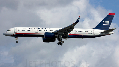N207UW - Boeing 757-28A - US Airways