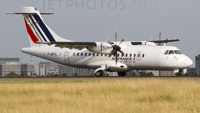 F-GPYL - ATR 42-500 - Air France (Airlinair)