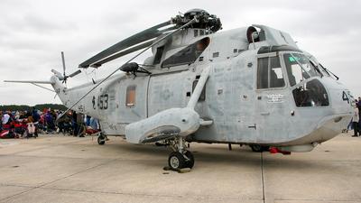 156501 - Sikorsky SH-3H Sea King - United States - US Navy (USN)