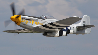 N451BC - North American P-51D Mustang - Private