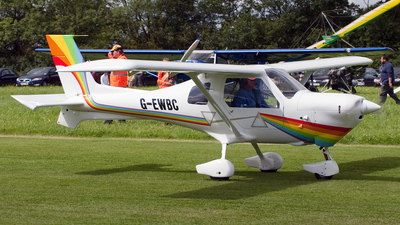 A picture of GEWBC - Jabiru SK - [PFA 27413457] - © Ian Busby