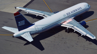 N649AW - Airbus A320-232 - US Airways