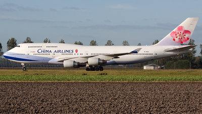 B-18251 - Boeing 747-409 - China Airlines