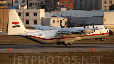 1293 - Lockheed C-130H-30 Hercules - Egypt - Air Force