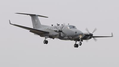 ZZ418 - Beechcraft 350ER Shadow R.1 - United Kingdom - Royal Air Force (RAF)