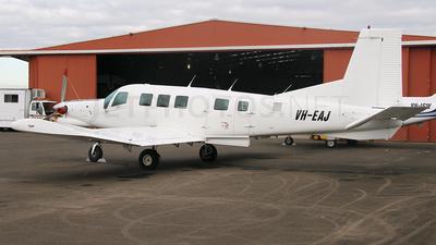 VH-EAJ - Pacific Aerospace 750XL - Private