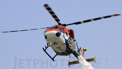 J4045 - Hindustan Aeronautics ALH Dhruv - India - Air Force
