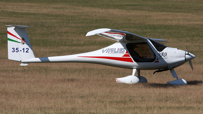 35-12 - Pipistrel Virus 912 - Private